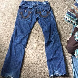Men's True Religion Jeans. Sz 32